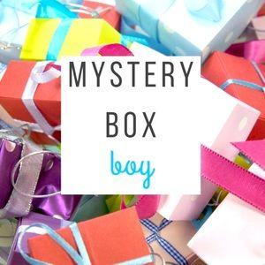 Mystery Box-Baby Boy!